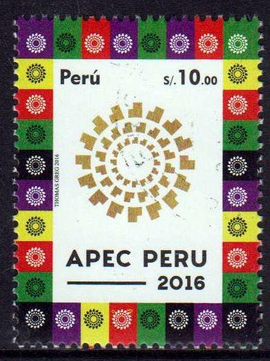 APEC Gipfel 2016, Emblem
