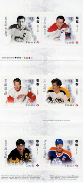 NHL Kanad. Eishockeyspieler, sk, a. MH