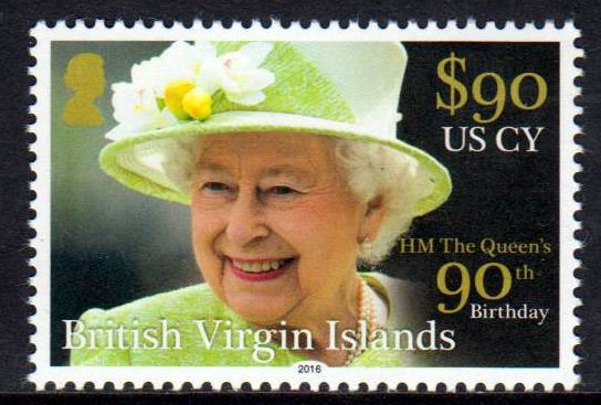 90.Geburtstag Queen Elisabeth, $90