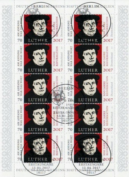 Reformation, M. Luther, ESSt Berlin