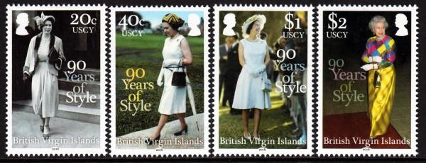 90. Geb.tag Queen Elisbeth (16P01)