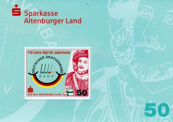 Block: Sparkasse Altenburger Land 2009