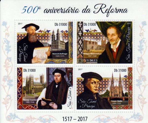 500 Jahre Reformation, Cranmer, Hedio