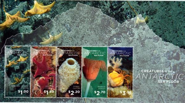 Block: Kreaturen des Meeresbodens