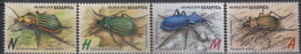 Rotes Buch, Insekten, Käfer (16P04)