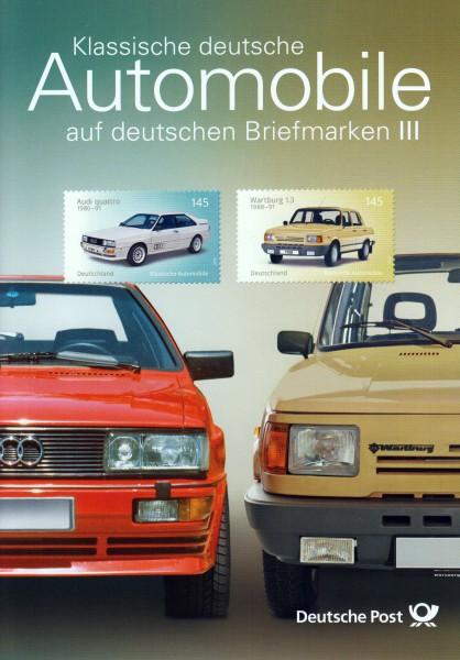 Klass. Automobile 2018, Audi Quattro und Wartburg 1.3