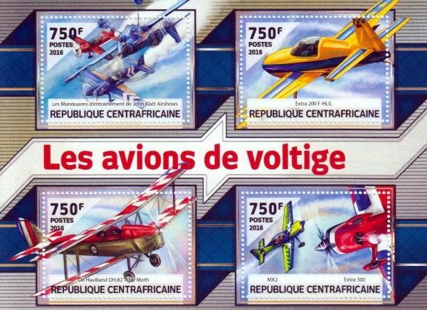 Kunstflugzeuge 2016