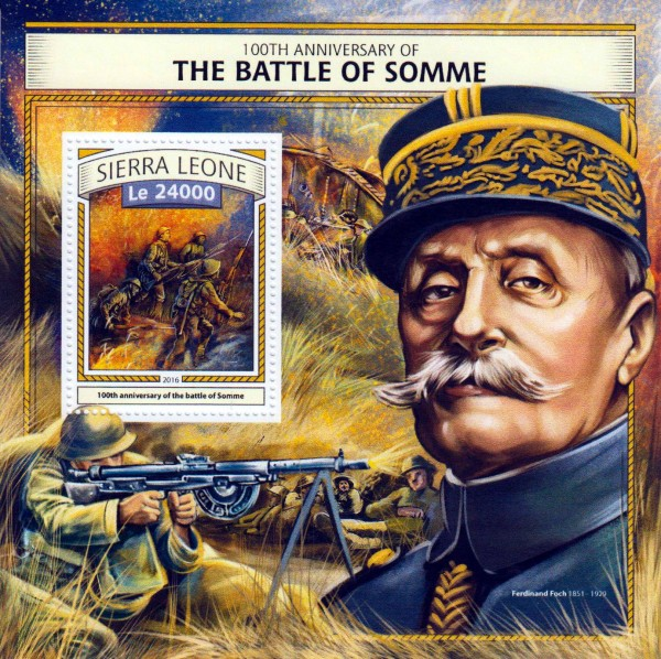 Block:Schlacht an der Somme, Soldaten
