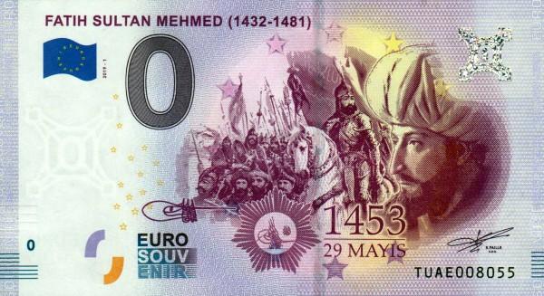 Türkei - Fathi Sultan Mehmed 2019-1