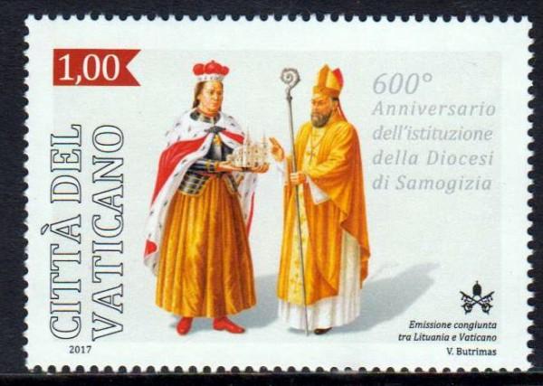 Diözese Samogitien, gestempelt