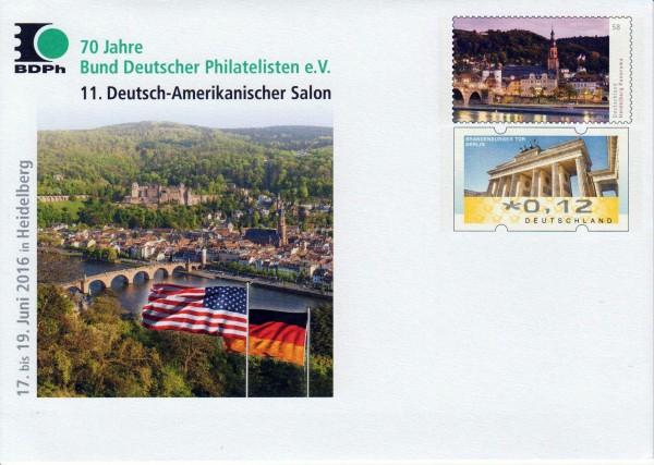 USo: 70 Jahre BDPh, Heidelberg