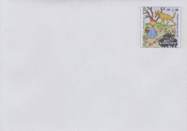 Wofa 2016, Rotkäppchen, C6-Kuvert