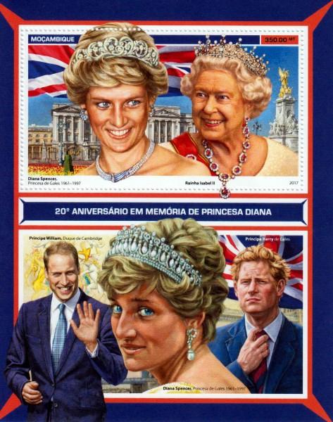 Block: Prinzessin Diana 2017, Queen