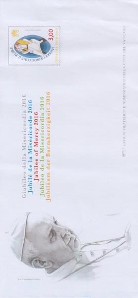 Umschlag: Jubiläum der Barmherzigkeit (16P03)