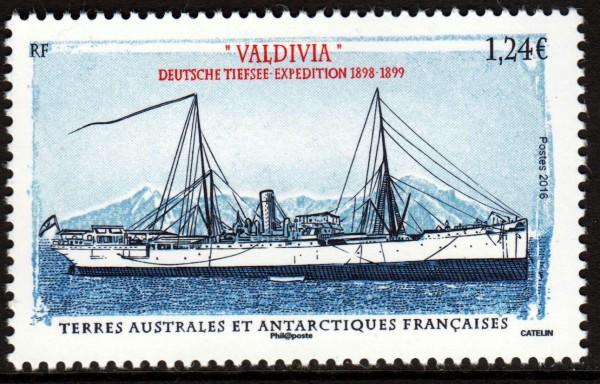 Schiff Vladivia (16P10)