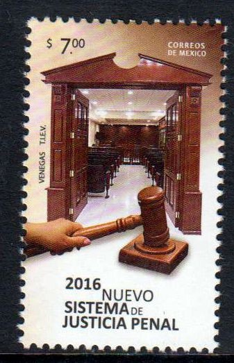 Neues Strafrecht, Gerichtssaal