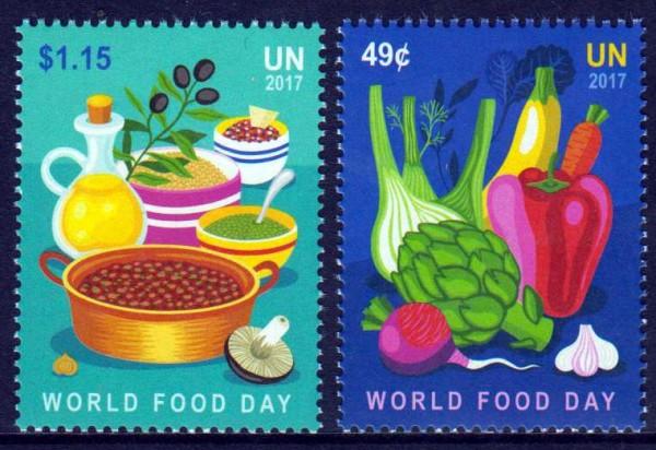 Welternährungstag 2017, Gemüse