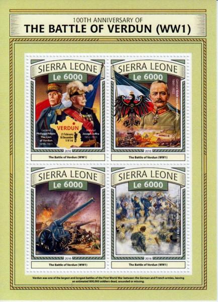 Schlacht von Verdun, Kanone