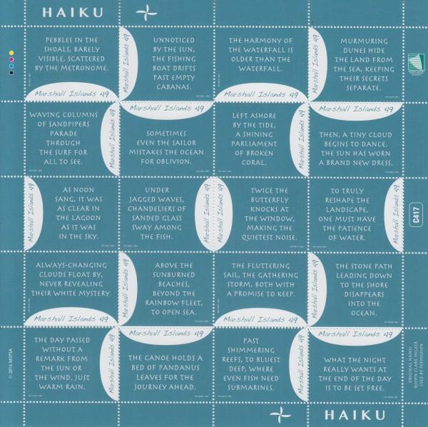 Haiku Kunst (16P01)