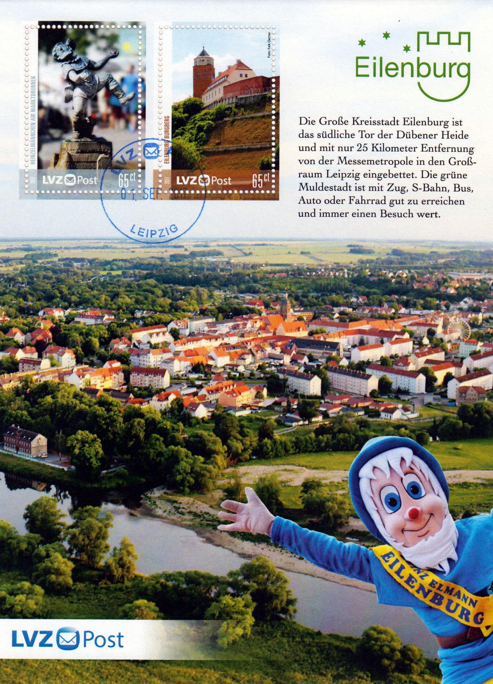 Leipzig Postcode