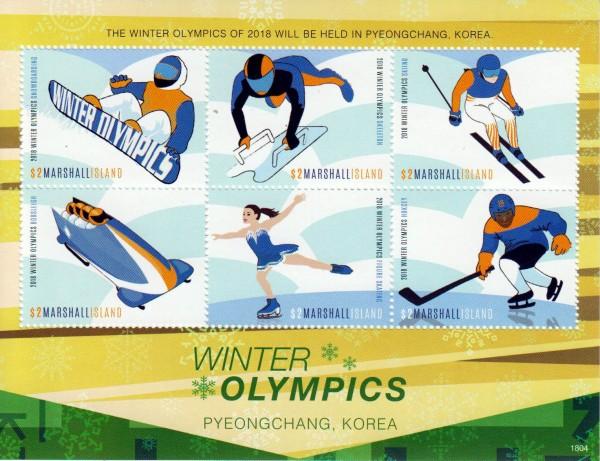 Zdr. Winterolympiade 2018