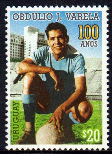 Fussballspieler Varela