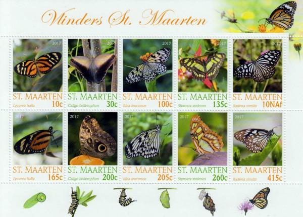 Zdr. Schmetterlinge 2017