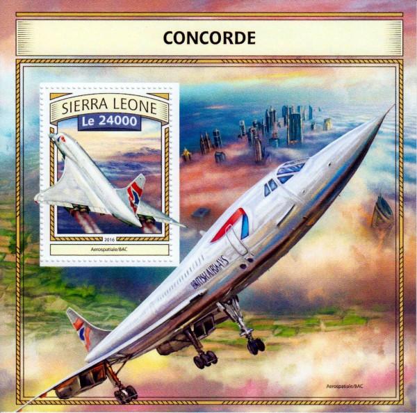 Block: Concorde 2016