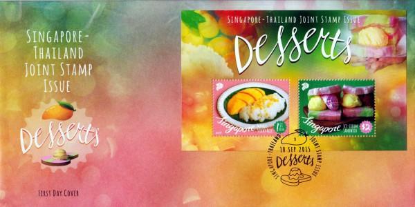 Block-FDC: Süßspeisen, Thailand GA