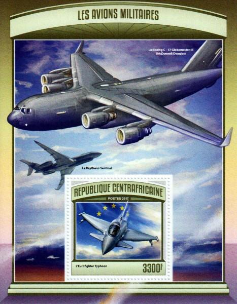 Block: Militärflugzeuge 2017