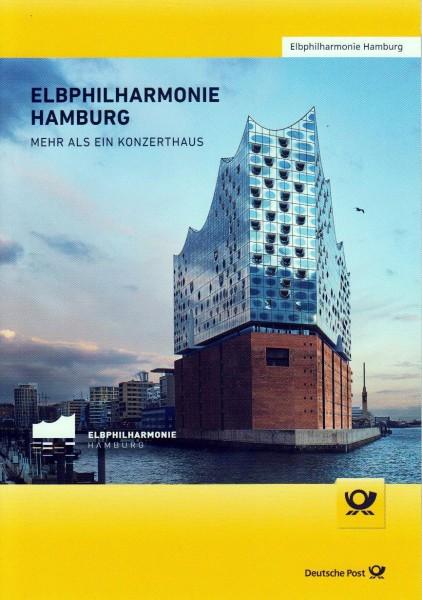 Nr. 141: Elbphilharmonie 2017, SSt Hamburg