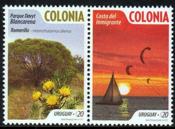 Tourismus 2017, Colonia City