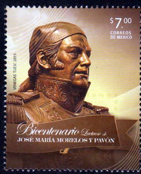 Jose Maria Morelos, Statue