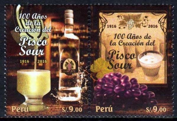 Pisco 2016, Cocktail