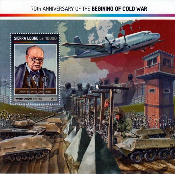 Block: Beginn des Kalten Kriegs, Churchill