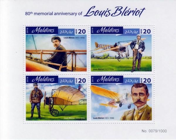 Louis Bleriot, Alte Flugzeuge