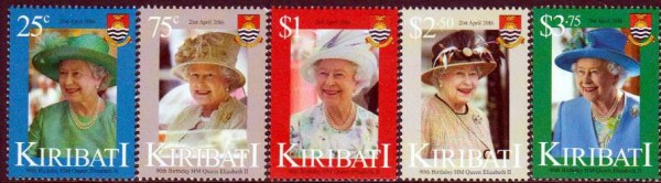 90. Geburtstag Queen Elisabeth