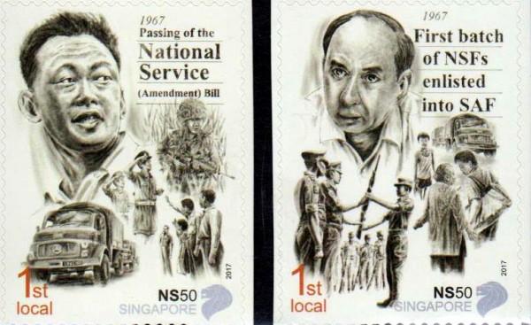 National Service 2017, local, Militär,sk