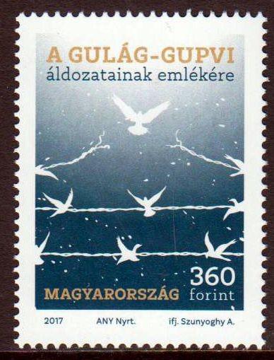 Gedenken an Gulag- Gupvi Opfer 2017