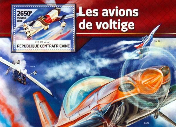Block: Kunstflugzeuge