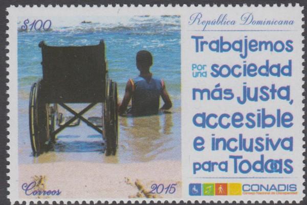 Behinderte, Rollstuhl, Meer (P15)