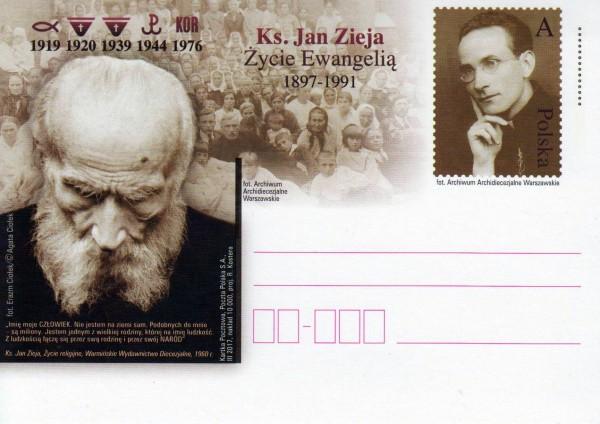 Priester Jan Zieja