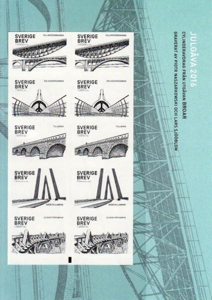 Schwarzdruck: Brücken 2016