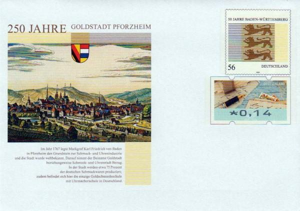 250 Jahre Goldstadt Pforzheim 2017