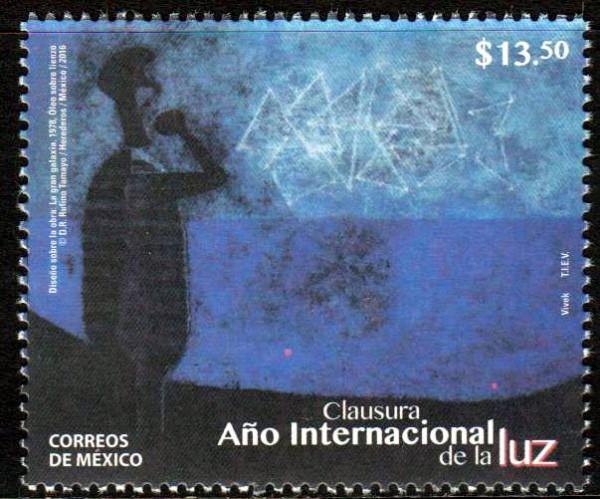 Intern. Jahr des Lichts (16P02)