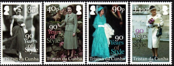 90. Geb. Queen Elisabeth (16P01)