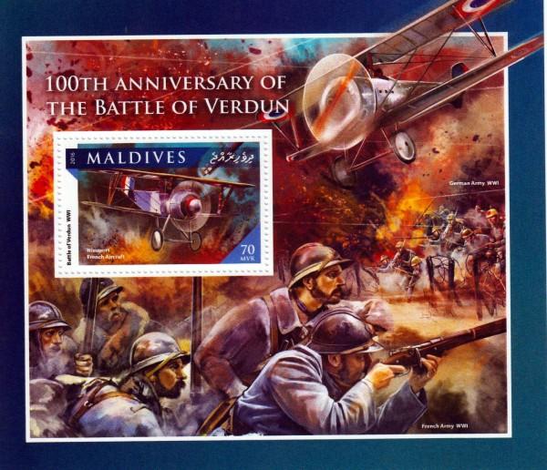 Block: Schlacht von Verdun 2016, Flugzeug