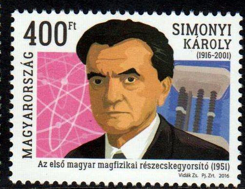 Simonyi Karoly, Physiker
