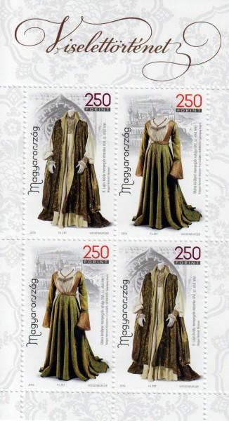 Block: Historische Kleidung