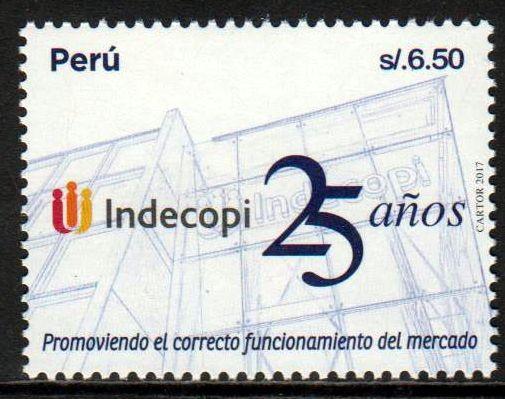 25 Jahre INDECOPI 2017